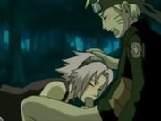 Naruto transando com a Sakura