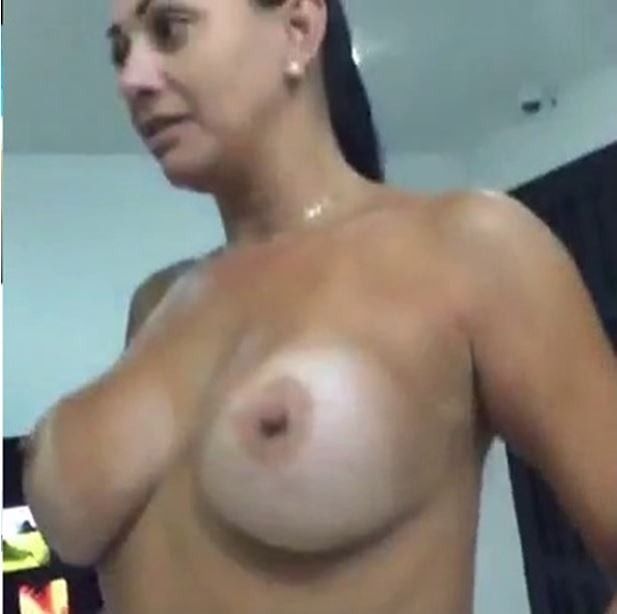Video porno da Fabiola Barros nua Casada dando para o amigo