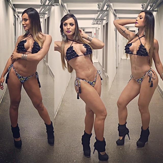 Panicat Aline Mineiro Nua Peladinha