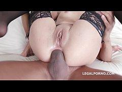 Sexo anal com novinha branquinha gostosa