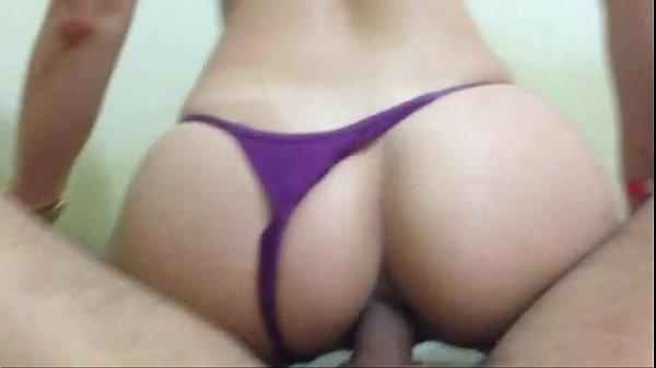 Porno brasileiro de sexo anal com tesuda fudendo