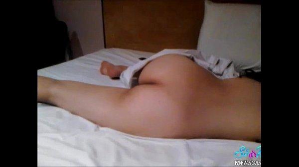 Filmou escondido a prima novinha dormindo pelada