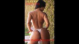 Angel Oliveira nua em video amador
