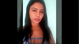 Sara Rosa pelada caiu na net video intimo