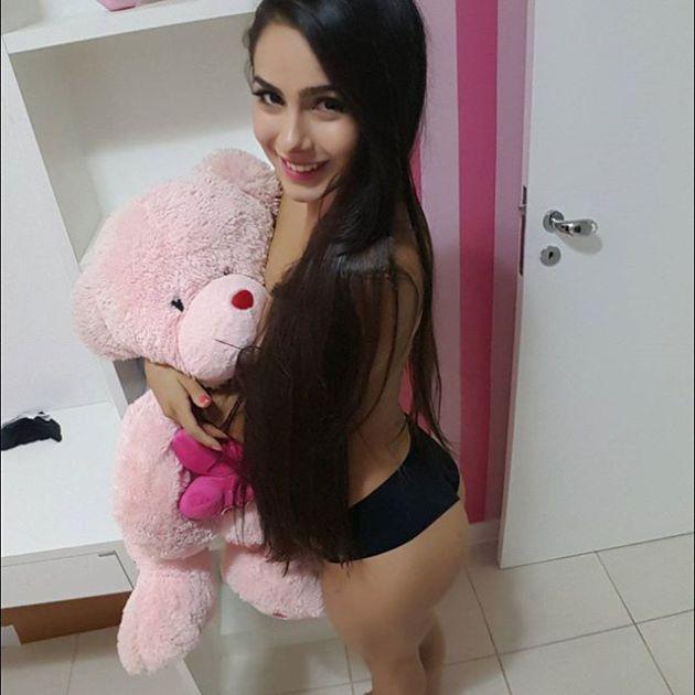 Juliana Caetano da banda Bonde do Forró video porno pelada