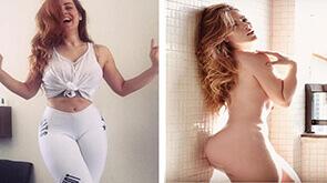 Raquel Duarte pelada em video porno caiu na net